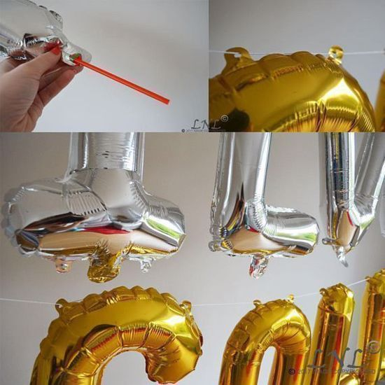 Picture of SO HAPPY I AM THIRTY ROSE GOLD BALLOONS GARLAND
