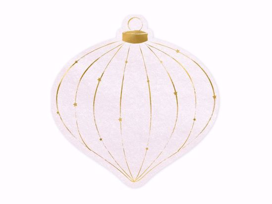 Picture of Napking Christmas Bauble