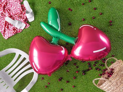 Picture of Cherry Foil Balloon